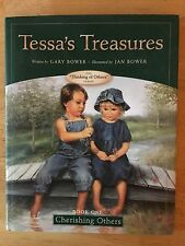 TESSA'S TREASURES (THINKING OF OTHERS) BOWER, 2000,  NEVER READ, FREE SHIPPING