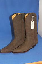 buffalo vidal boots cowboystiefel stiefel westernstiefel leder neu  gr. 37 braun