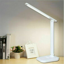 UK Adjustable 24 LED Desk Bedside Reading Lamp Table Study Light Touch Control