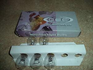 CEC 2057 LIGHT BULB BOX OF 5 EA