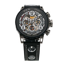 BRM SP44 Super Legere Watch Chronograph Skeleton Dial MSRP $13,950 New Condition