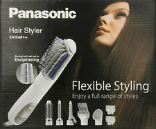 Panasonic EH-KA81-W62B Multi-Faceted Hair Styler with 8 Attachments (Off White)