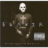 Slayer - Diabolus in Musica (2013)  CD NEW/SEALED  SPEEDYPOST