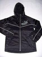 BLOUSON hiver capuche Puma Jacket enfant taille 10 ans ou 16 ans coloris Noir