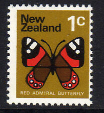 NEW ZEALAND 1970 1c WITH BLUE OMITTED SG 915c MNH.
