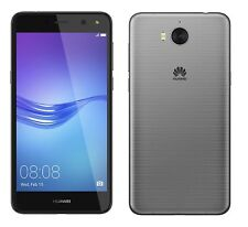 Huawei Y6 2017 MYA-L11 Smartphone Android Grau Deutsche Neuware Ohne Simlock OVP