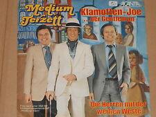 "MEDIUM-TERZETT -Klamotten Joe- 7"" 45"
