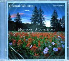 GEORGE WINSTON - MONTANA A LOVE STORY - CD (NUOVO SIGILLATO)