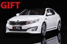 Car Model KIA K5 2015 1:18 (White) + SMALL GIFT!!!!!!!!!!!
