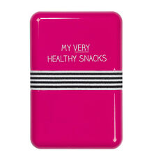 My Very Healthy Snacks Lunch Box by Happy Jackson and Wild & Wolf