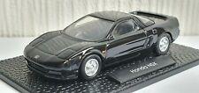 1/72 Bourbon ACURA HONDA NSX BLACK Japan Exclusive diecast car model