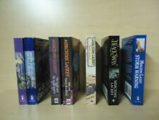 MERCEDES LACKEY -LOT, 7 BOOKS- THE BLACK + WHITE GRYPHON, EAGLE AND NIGHTINGALES