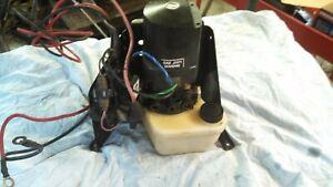 Mercruiser Power tilt and Trim Pump
