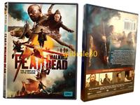 Fear The Walking Dead Season 5 (DVD Box Set,3-Disc) Free Shuoment