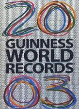 Guinness World Records 2003,Norris; McWhirter McWhirter
