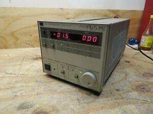 HP System Autoranging DC Power Supply 6038A Hewlett-Packard 60V, 10A