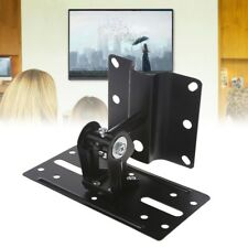 Universal Home Theater Steel Adjustable Speaker Ceiling Wall Mount Brackets