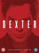 Dexter Complete Series Box Set 1-8 [DVD][Region B/2] NEW