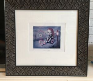 MARK RYDEN 'Jessica's Hope' signed limited edition print