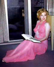 Marilyn Monroe aka Norma Jean Daring Nightgown High Gloss 8.5x11 Photo