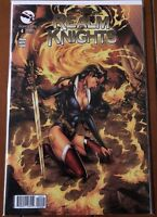 Grimm Fairy Tales: Realm Knights #4 Cover B GFT 1st Print NM