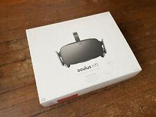 Casque Oculus Rift + Capteur