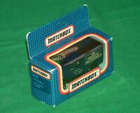 MATCHBOX MB38 Ford Model A Van CHEESES OF ENGLAND & WALES M/B