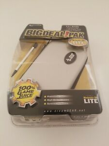 DreamGear For Nintendo Ds Lite 3 In 1 Big deal! Bundle Pak/DGDSL-915/New Sealed