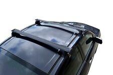 Aero Roof Rack Cross Bar for Honda Accord Euro 08-15 Sedan Black 135cm Extended