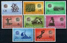 INDONESIE: ZB 412/419 MNH** 1963 Spelen van de Opkomende Landen in Jakarta