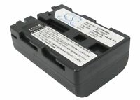 Battery For Sony NP-FM55H Camera Battery Li-ion 1400mAh