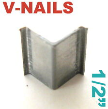 420pc V-Nails V-Nail 1/2 inch for Soft Wood Type: UNI Picture Framing S