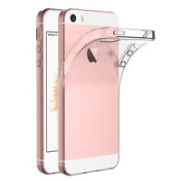 Housse Etui Coque Gel UltraSlim Silicone TPU pour Apple iPhone 5/ 5S/ SE