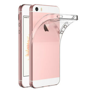 Housse Case Coque Gel Ultraslim Silicone TPU Pour Apple IPHONE 5/5s / Se