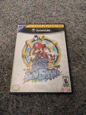 Super Mario Sunshine (GameCube, 2002) Case Only, No Game!