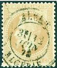 Timbre France classique Napoléon n°28B Oblitération CAD Algérie