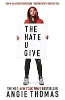 The Hate U Give by Thomas, Angie, NEW Book, FREE & Fast Delivery, (Paperback)