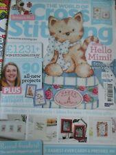 'The World Of Cross Stitching Magazine 216'