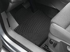VW Sharan 7N  Gummimatten 4-teilig vorne+mitte schwarz 7N1061500 Gummi Fu�Ÿmatten