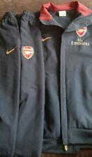 Arsenal Vintage Nike Tracksuit Size L 12/13 VGC