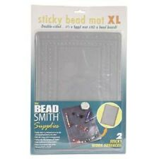 Sticky Bead Mat XL 8.75 X 12.125 inch from the BEADSMITH (BMS2)
