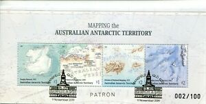2019 Brisbane Stamp and Coin Show. PATRON Very Low no. Mapping AAT 002/100