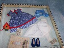"2000 Tonner Mary Engelbreit- 10"" Ann Estelle Blue Birds outfit"