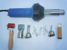 110V or 220V 1600W CE hot air welder gun +free 8pcs accessories