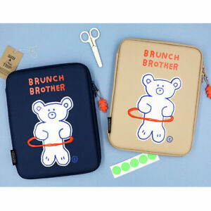"""Brunch Brother Hola Bear 11"""" iPad Protect Pouch Case Sleeve Tablet Cover Bags"""