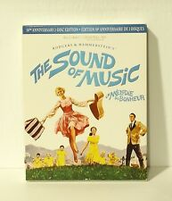 The Sound of Music (Blu-ray Disc 2-Disc Set, Canadian 50th Anniversary SLIPCOVER