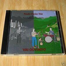 Paulo Freire Trio com Tuco Freire e Adriano Busko - Vai Ouvindo CD Latin #19-4