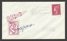 1960 LUXEMBOURG rocket mail cover EZ4C1