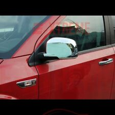 FOR DODGE 09-2014 JOURNEY FULL CHROME MIRROR COVERS