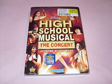 High School Musical The Concert Disney DVD Extreme Access Pass New w/ Slipcase